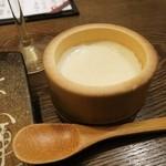 59063631 - お通しは自家製の「竹豆腐」