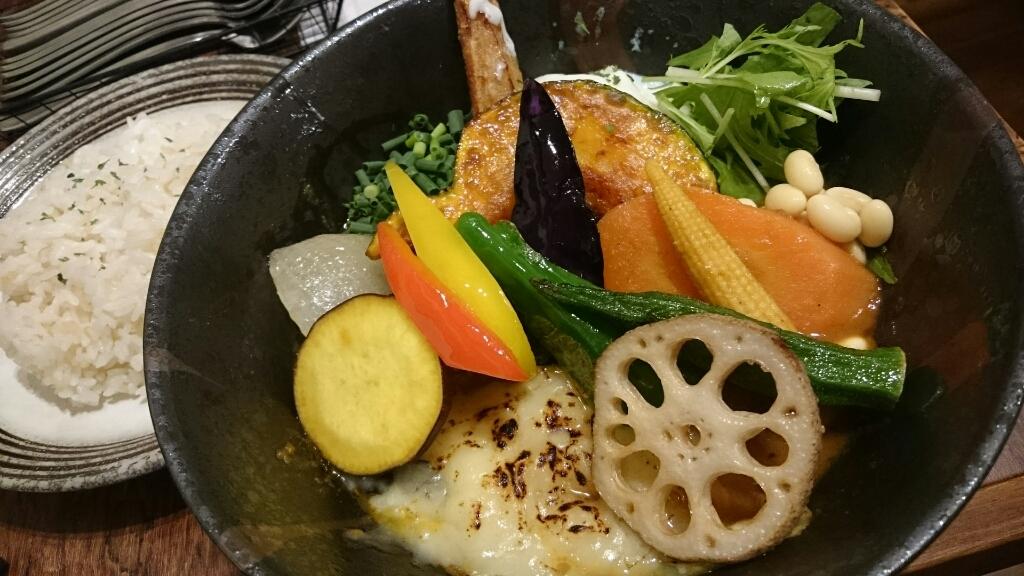 Rojiura Curry SAMURAI.  鎌倉店