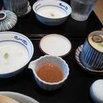 59065547 - 小鉢・茶碗蒸し