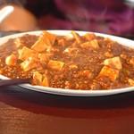 中国料理 舞華 - 陳麻婆定食(麻婆豆腐)