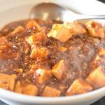中国料理 舞華 - 陳麻婆丼