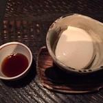 田舎 - おぼろ豆腐