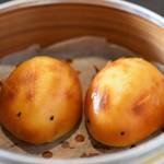 中国料理 舞華 - ハリネズミまんじゅう
