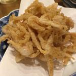 磯丸水産 - 白海老の唐揚げ  ¥399