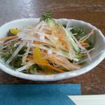 POPU - ランチのサラダ
