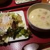 ヨーロピアンスープキッチンZUPPA - 料理写真:Bランチ(800円) スープ&サラダ