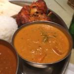 マハラジャ - 野菜カレー