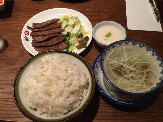 味の牛たん喜助 大阪うめきた店