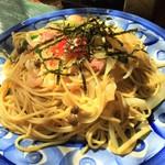 Takashimayashokudou - 「和風スパゲティー」