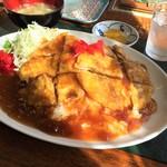 Takashimayashokudou - 「中華ラム定食」
