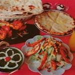 NAN HOUSE - 料理写真:ディナー カップルorお二人様セット
