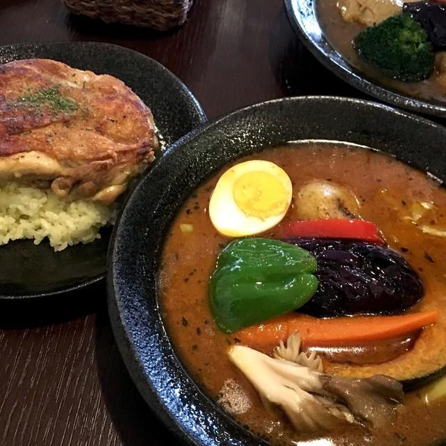 スープ カレー しっぽ