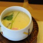山志田 - 茶碗蒸し(縁高弁当)