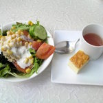 5907372 - サラダ&デザート(食べ放題)