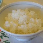 山志田 - ご飯