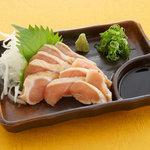 ぢどり亭 - 鶏のお刺身