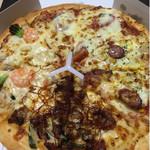 ピザハット - いろんな味が楽しめる〜