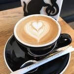 サザコーヒー - 美味しいカプチーノ