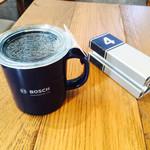 café 1886 at Bosch -