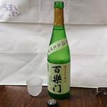 59071628 - 葛城酒造 百楽門 純米大吟醸 雄町50 中汲み生原酒                        720mL 1,836円