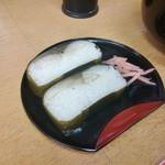 米吾 吾左衛門鮓 - さば寿司(こちらが目的です)