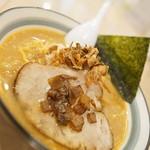 麺屋ななしぐれ - 玉葱味噌