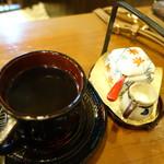 59074834 - セットのコーヒー