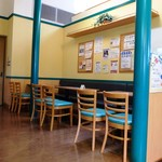 サンドイッチ工房 victory cafe - 店内イメージ
