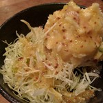 居酒屋 まる - ポテトサラダ