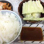 59077030 - 焼肉ラーメン定食