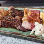 59077035 - 焼肉ラーメン定食