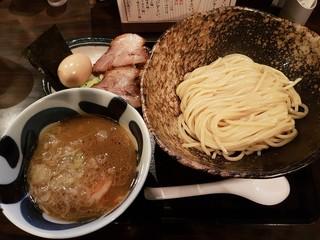 三ツ矢堂製麺 高田馬場店 - 【2016/11】マル得つけめん並(1020円)