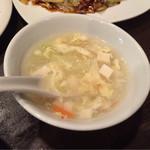 59079253 - スープも付きます。