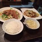 59079260 - 【油淋鶏定食】(500円税込)