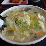中国料理 廣河 - 広東麺