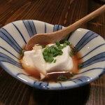彩菜BAR Q's - ジーマミ豆腐