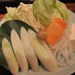 5908440 - しゃぶしゃぶの野菜