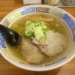 ラーメン 八雲 - 塩 2016.11月