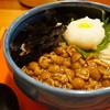 鬼無里 - 料理写真:冷やしなめこ蕎麦