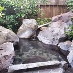 ゆふいん湯めぐりホテル 山光園 - 貸切の露天風呂でまったり~♪