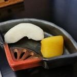 ゆふいん湯めぐりホテル 山光園 - 朝食のデザート