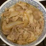立喰い焼肉 治郎丸 - 鬼牛丼 税込880円