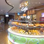 ぽるとがるCafe - 海ほたる4Fにある。今度は「海ほたる富士山メロンパン」を買ってみよう