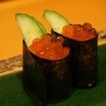 縄寿司 - いくら