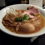 Konjikihototogisu - 味玉醤油 950円