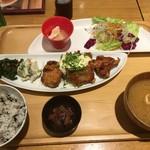 おぼんdeごはん - 鶏の南蛮揚げ、フェスタで税込千円