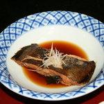 割烹まつ井 - お魚の御膳 (カレイの煮付け)
