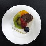 5909855 - フルーツショートケーキ