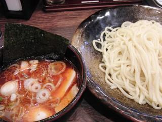つけ麺隅田 西新橋店 - 辛味つけ麺