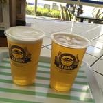 59091813 - 生ビール、グラスが足りなくて…